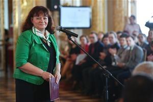 minister Kudrycka